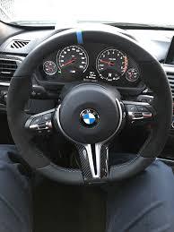 Coupe Series bmw m performance steering wheel : getBMWparts.com   NEW Flat-Bottom M Performance Steering Wheel ...