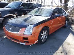 2005 Used Cadillac STS 4dr Sedan V6 at Woodbridge Public Auto ...