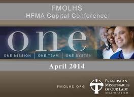 Fmolhs Hfma Capital Conference April Pdf
