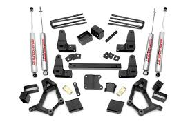 4-5in Suspension Lift Kit for Toyota 4wd 4-Runner / Pickup [733.20 ...