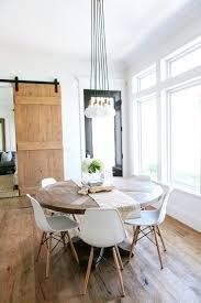 farmhouse kitchen table decor best circular dining table ideas on
