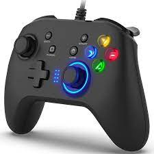 Dual-Vibration PC Game Controller ...