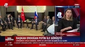 Son dakika: Başkan Erdoğan Putin ile görüştü - Son Dakika Haberler