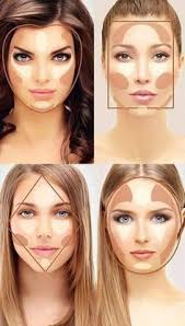 determine your face shape is listed or ranked 2 on the list how to