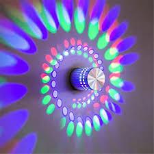 decorations lighting bathroom sconce lighting modern.  Sconce Geekercity Creative Modern 3W RGB LED Wall Sconces Aluminum Lights Fixture  Decorative Lamps Ceiling Night Light And Decorations Lighting Bathroom Sconce
