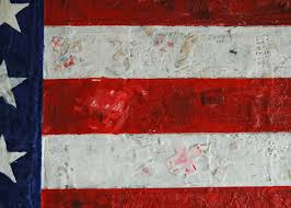 artist creates new american flag in direct response to jasper johns