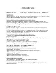 Best Solutions Of Crane Operator Resume Sample With Additional