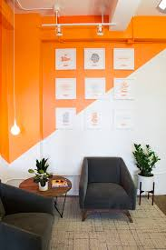 orange wall paintOrange Wall Paint Ideas  designultracom