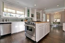 Kitchen Island Oven