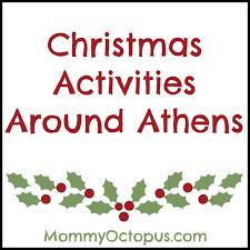 Christmas Lights Display Near Athens Ga Christmas Activities Around Athens Ga Mommy Octopus