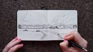 How To Draw Up A Landscape Design How To Draw Landscapes Like A Landscape Architect Land8