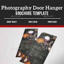 Door Hanger Design Template Unique Door Hanger Graphics Designs Templates From GraphicRiver