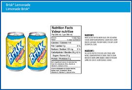 lipton brisk raspberry iced tea brisk iced tea nutrition label brisk iced tea nutrition label source abuse report