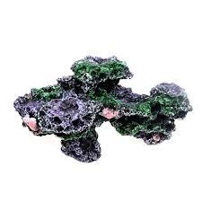 Amazon.com : <b>Saim Aquarium</b> Colorful Coral Reef Rockery Hiding ...