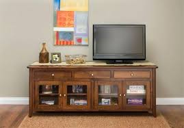 um size of tv stand with sliding glass doors black tv stand with single sliding glass