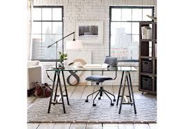 home office glass desk. Best Are Great In Tighter And Where Minimal Square Footage Is Available Here A Look At Spaces Styles With Glass Desk Home Office. Office U