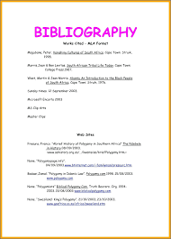 Template Mla Annotated Bibliography Template 8 Examples Of Format