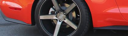 Ford Mustang Bolt Pattern