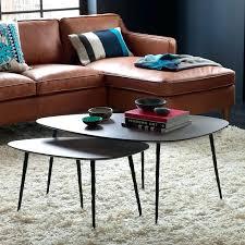 round nesting coffee table round nesting coffee table hansel nested coffee table set