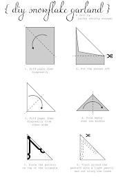 download the PDF tutorial here  garlandpapersnowflake