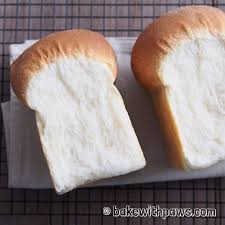 Shokupan Japanese Soft White Bread Bake With Paws