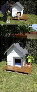 Best 25+ Pallet dog house ideas on Pinterest | Diy dog houses, Dog yard and  Dog houses