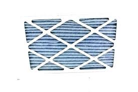 Flanders Filters 8 Flanders Furnace Filters 20x30x1 Pleated Air Case