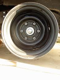 6-lug Steel wheels for Disc brake Conversion - The 1947 - Present ...