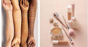 Fenty Foundation Chart Fenty To Launch 50 Shades Of Concealer Beauty Packaging