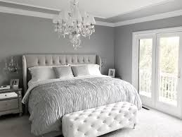 Glamorous Grey Bedroom Decor Grey Tufted Headboard Glamorous Gray Bedroom Ideas