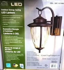 costco exterior lights popular led outdoor lights costco canada outdoor solar lights