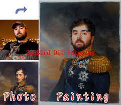 custom oil painting from your photos paint your faces on famous painting oil painting china com get more informations please contact