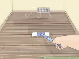image led finish hardwood floors without sanding step 11