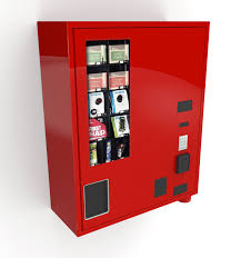 Vending Machine Theft Prevention Mesmerizing Wall Mount Vending Machine Huntco Site Furnishings