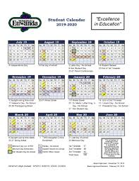 Printable School Year Calendars Calendars Day Creek Intermediate