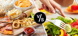 junk food vs healthy food for kids. Junk Vs Healthy Food Drink In For Kids