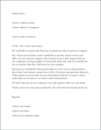Business Proposal Cover Letter Sample Doc Templates Intended For ...