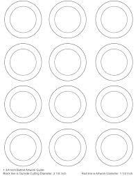 4 Circle Venn Diagram Template 4 Circle Diagram Template Word Doc For Free 1 3 Inch Venn