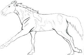 Breyer Coloring Pages Horse Coloring Pages 3 Free Horse Coloring