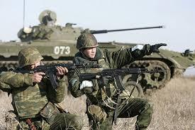 Структура Вооруженных Сил РФ Сухопутные войска