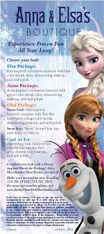 anna elsas boutique in downtown disney district at the disneyland anna frozen makeup