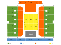 Erie Insurance Arena Seating Chart And Tickets Formerly