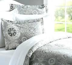 yellow grey jacquelyn duvet cover sham pottery barn intended for elegant household grey king planyellow and