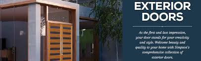 exterior door parts calgary. simpson-exterior-doors-only exterior door parts calgary