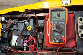 should i replace my motorcycle battery the injection if your motorcycle is not reading more than 13 v it s likely that the charging system is not fully up to par in this case the motorcycle won t start