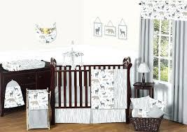 woodland crib bedding woodland creatures crib bedding sweet designs animals piece baby set woodland animal baby