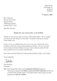 Formal Letter Formats