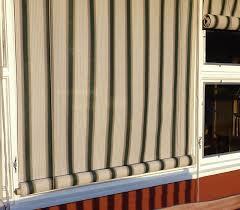 exterior roller shade