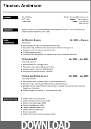 Ms Office 2007 Resume Templates Best Of Download 24 Free Microsoft Office DOCX Resume And CV Templates