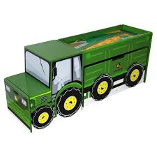John Deere Kitchen Curtains John Deere Tractor Toy Box Set Reviews Wayfair